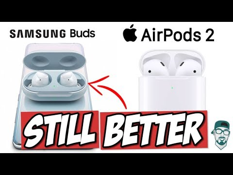 why-airpod-2's-are-still-worse-than-galaxy-buds