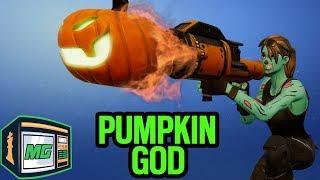 Pumpkin God - Fortnite Battle Royale