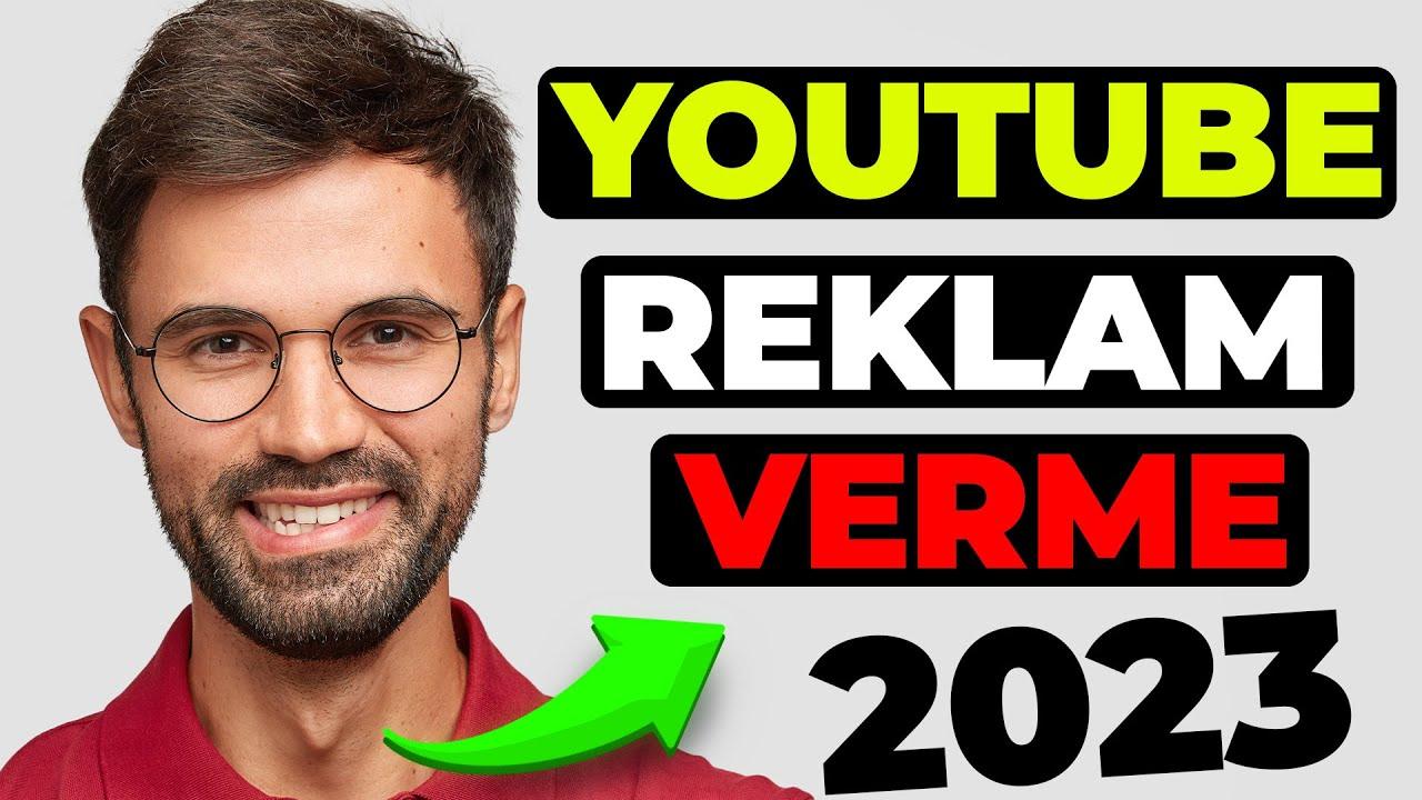 YOUTUBE REKLAM NASIL VERİLİR - (YOUTUBE REKLAM VERME) [2021]