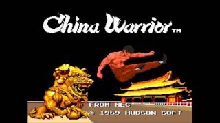 China Warrior Music- Main Level Theme
