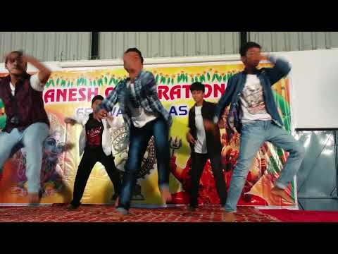 Next enti song dance performance 2017