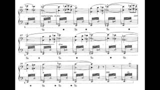 Franz Liszt ‒ La lugubre gondola, I & II, S200