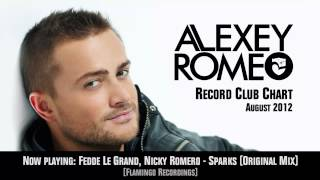 Скачать Alexey Romeo Record Club Chart August 2012 Podcast Radio Record