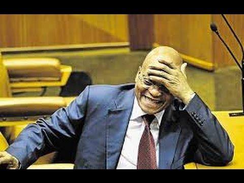 President Jacob Zuma Joke - Omkhula