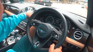 Bentley Bentayga Test Drive...what more do you need?
