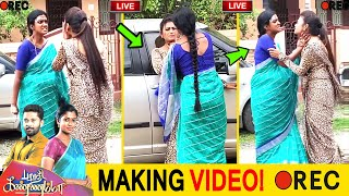 பாரதி கண்ணம்மா MAKING VIDEO! Bharathi Kannamma Serial | Vijay Tv | Shooting Spot