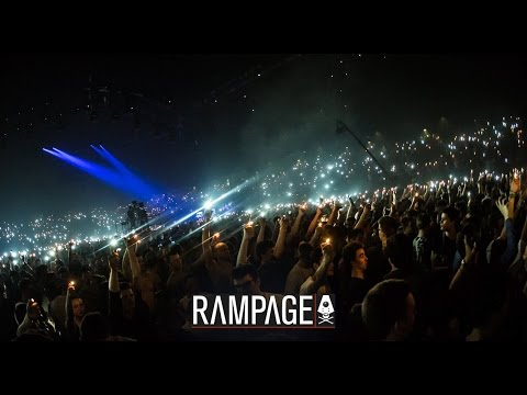 Rampage 2015 - 5 Years Multifunction takeover: Levela b2b Jayline b2b Hizzleguy ft MC Kuedon