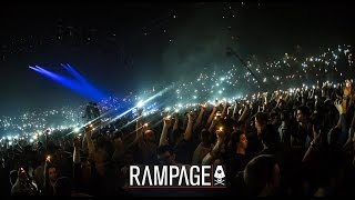 Rampage 2015 - 5 Years Multifunction takeover: Levela b2b Jayline b2b Hizzleguy ft MC Kuedon