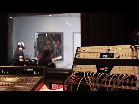A Studio Recording with Satori, MP32, Orion32 & Pure2 | Antelope Audio