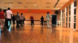 ריקוד שורות -  לטינוס - ריקוד