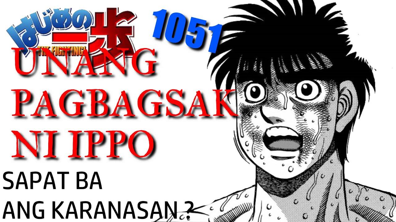 IPPO MAKUNOUCHI VS ALFREDO GONZALES | IPPO KNOCKOUT TAGALOG CH.1051