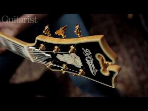 D'Angelico EX-59 & EX-DC Standard Demos