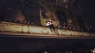 Shooting Glen Hansard's show in Graz