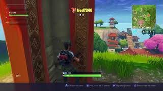 Fortnite fred gets free kill