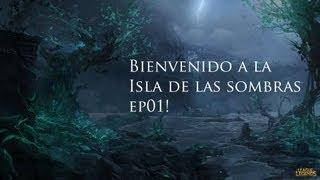 """3 vs 3 Aatrox """" Temporada 3 """" - EP1: Bienvenido a la Isla de las Sombras"""
