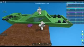 [ROBLOX: 2 Player Military Tycoon] - Lets Play Ep 1 Co-op - Bombs, Bombs Everywhere!