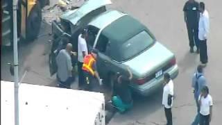 School bus accident in Detroit