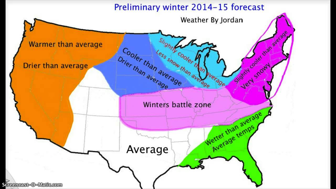Accuweather Long Range Winter Forecast | LONG HAIRSTYLES
