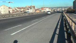 ФРАНЦИЯ: Выхожу из Марселя... дорога на Париж из Ниццы... France Marcelle