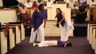 New Zion Praise Dancers, Father Can You Hear Me