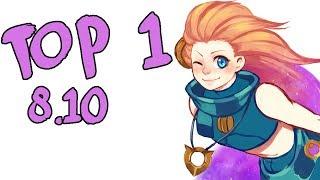 Top 1 Zoe na świecie! Oglądamy! [League of Legends]
