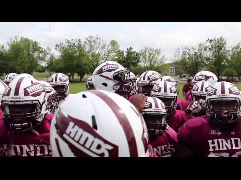 Hinds Community College Spring Football (2013)
