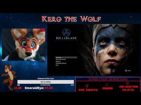 Hellblade: Senua's Sacrifice (Gaming Stream) Part 2