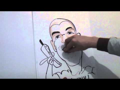 Speed Caricature In Color By Kiril