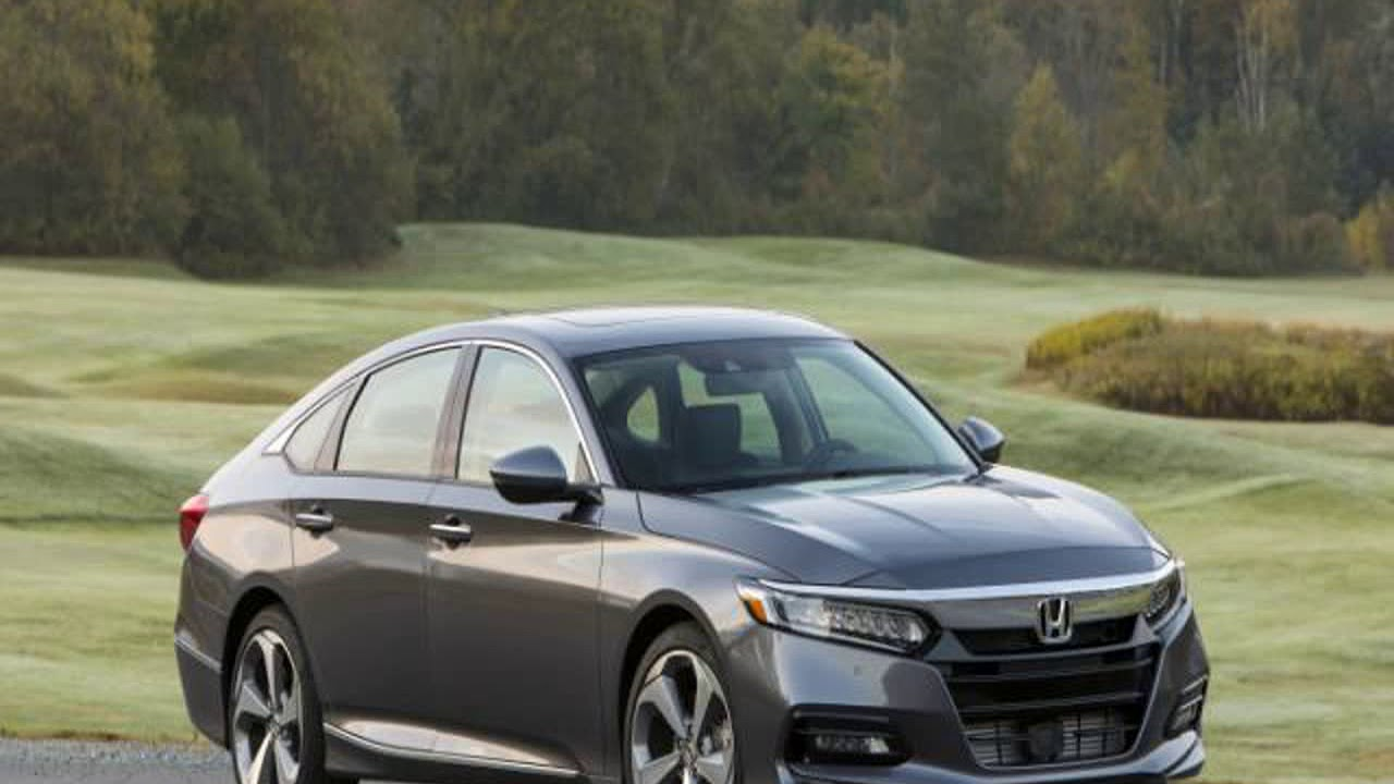 2018 Honda Accord 0 60 Time To