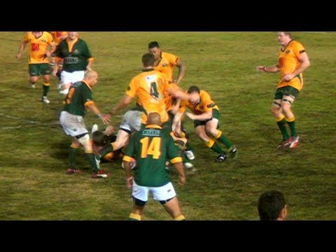 World Rugby Classic 2012: South Africa vs Australia (2nd Half)