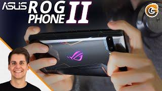Asus ROG Phone 2: Geiles Gaming Gadget mit 120 Hz - Test