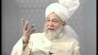 Liqa Ma'al Arab 5th September 1996 Question/Answer English/Arabic Islam Ahmadiyya