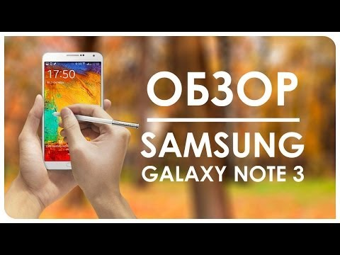 Обзор Samsung Galaxy Note 3 | ReDroid.ru