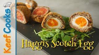 Haggis Scotch Egg | Burns Night