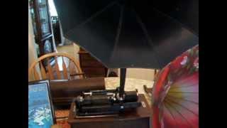 Below the Mason-Dixon Line  -  Sung by Arthur Collins  -  1911 Edison 4 minute Amberol