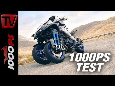 Yamaha Niken - Leiwand auch für echte Motorradfreaks?