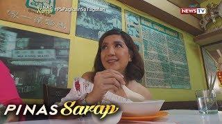 """Pinas Sarap: 80-year-old mami recipe, ibinida sa """"Pinas Sarap"""""""