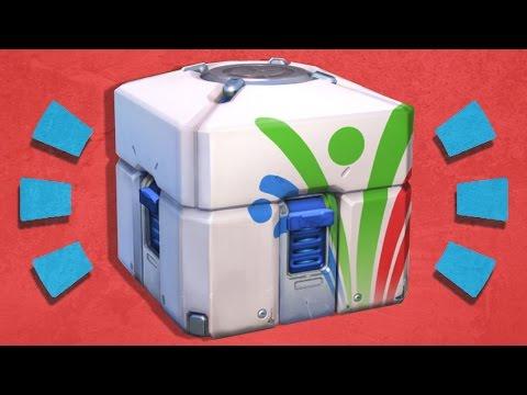 Overwatch Loot Box Glitch