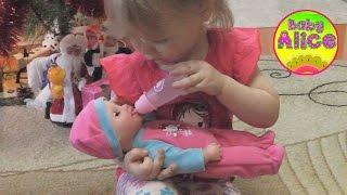 Кукла Карапуз Hello Kitty пьет и писает музыкальный барабан подарки на новый год Алисе