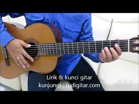 Belajar Kunci Gitar Wali Band Doaku Untukmu Sayang Petikan