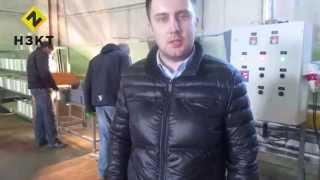 Линия для производства композитной арматуры АЛПКА-2(Нижегородский завод композитных технологий ввел в эксплуатацию универсальную линию АЛПКА-2 для производст..., 2015-05-12T10:01:53.000Z)
