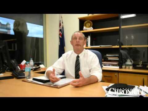 Michael Johnsen's first year as Upper Hunter MP