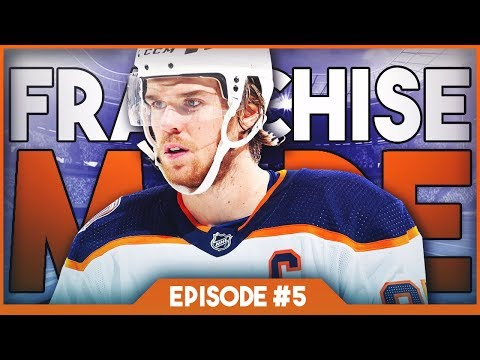 NHL 19 - Edmonton Oilers Franchise Mode #5