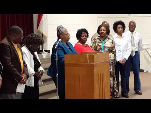 National Day of Prayer Rev. Malcom E. Lewis/Pines Chapel MBC Choir
