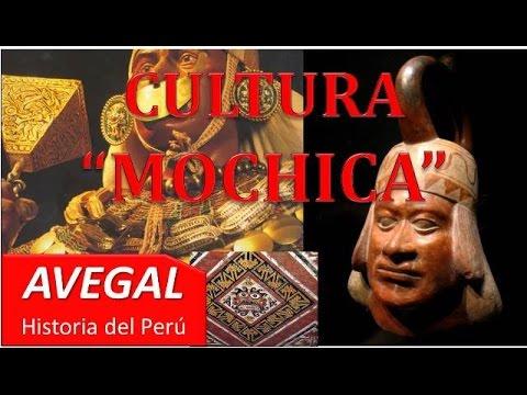 CULTURA MOCHICA O CULTURA MOCHE - PERÚ - AVEGAL Historia