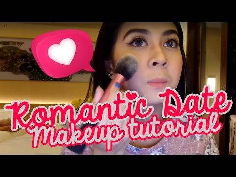 Kesha Ratuliu - Romantic Date Makeup Tutorial