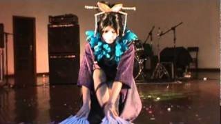 Anime Summer Plus 2010 - Tradicional Ju Tsukino Nohime Samurai Warrios Orochi