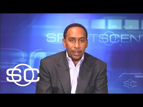 Stephen A. Smith comments on Carmelo Anthony to Thunder  | SportsCenter | ESPN