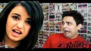 Ray William Johnson's reaction to Rebecca Black's