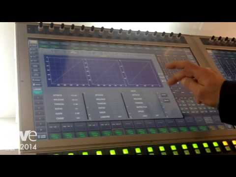 ISE 2014: Salzbrenner Stagetec Media Group Shows Off Polaris Mixing Desk